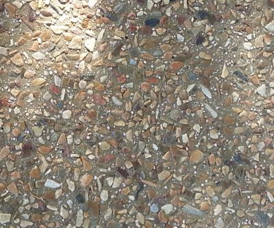 Exposed Aggregate Concrete Paving 001