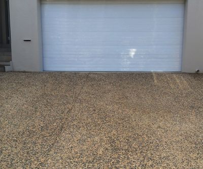 Exposed Aggregate Concrete Paving 003