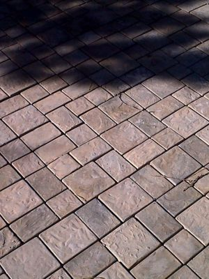Patio Paving  002