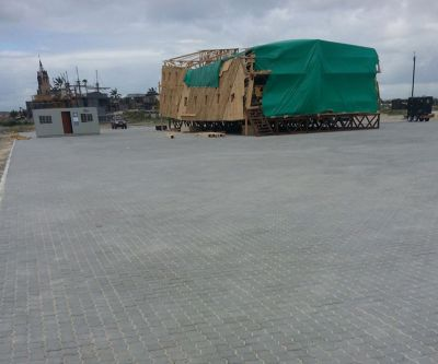 Industrial Paving 018
