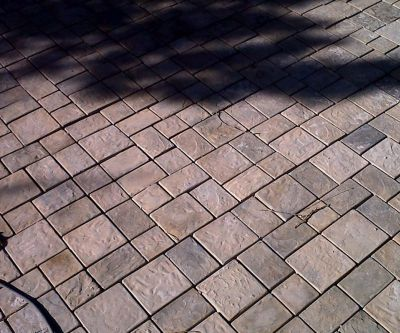 Patio Paving 018