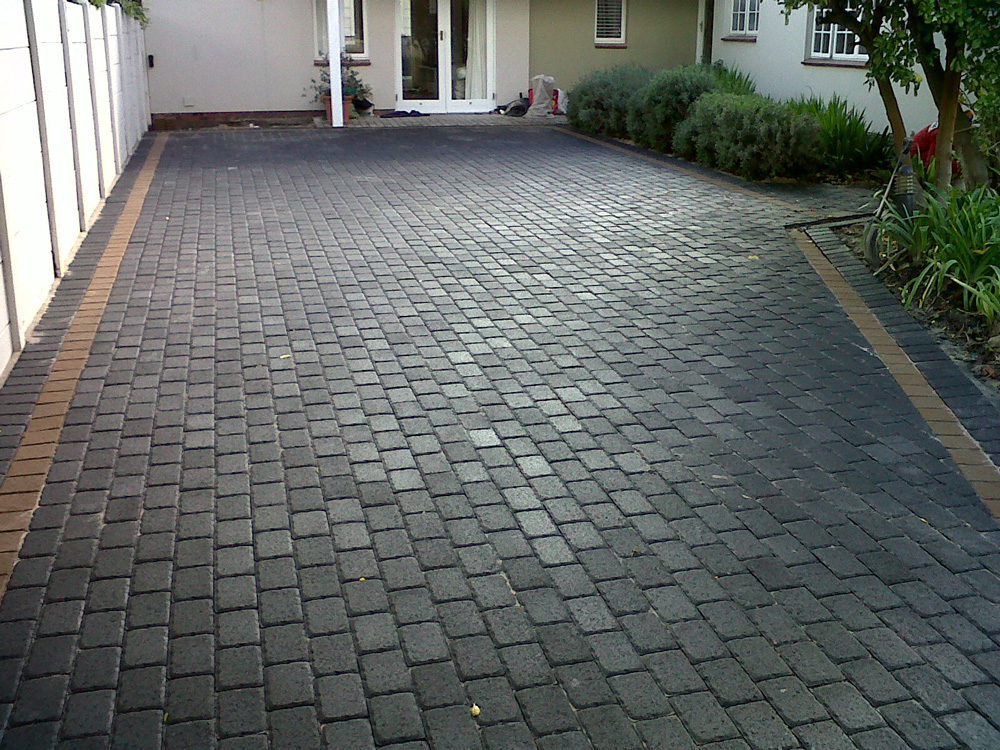how to use paving paint