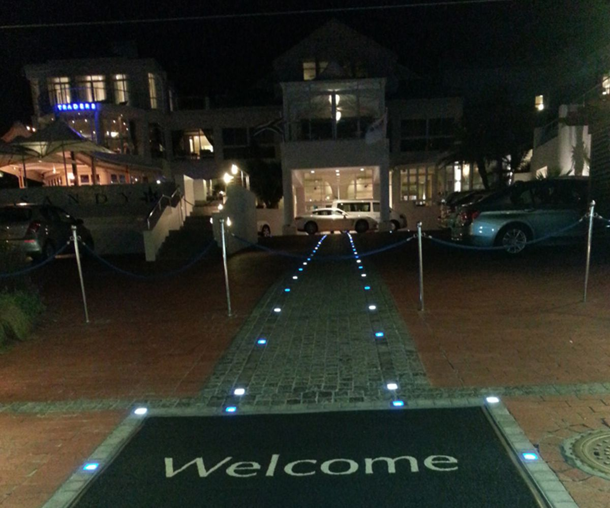 Outdoor Lights Cape Town: Driveway Paving Johannesburg By The Specialists